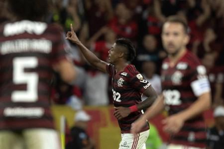 AFP Bruno Henrique
