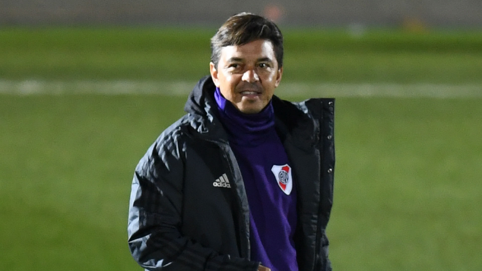 AFP Marcelo Gallardo River