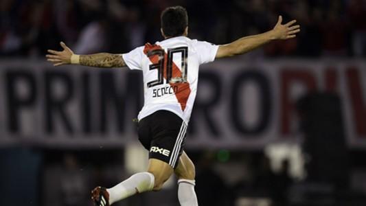 AFP Ignacio Scocco River Plate Independiente CONMEBOL Libertadores