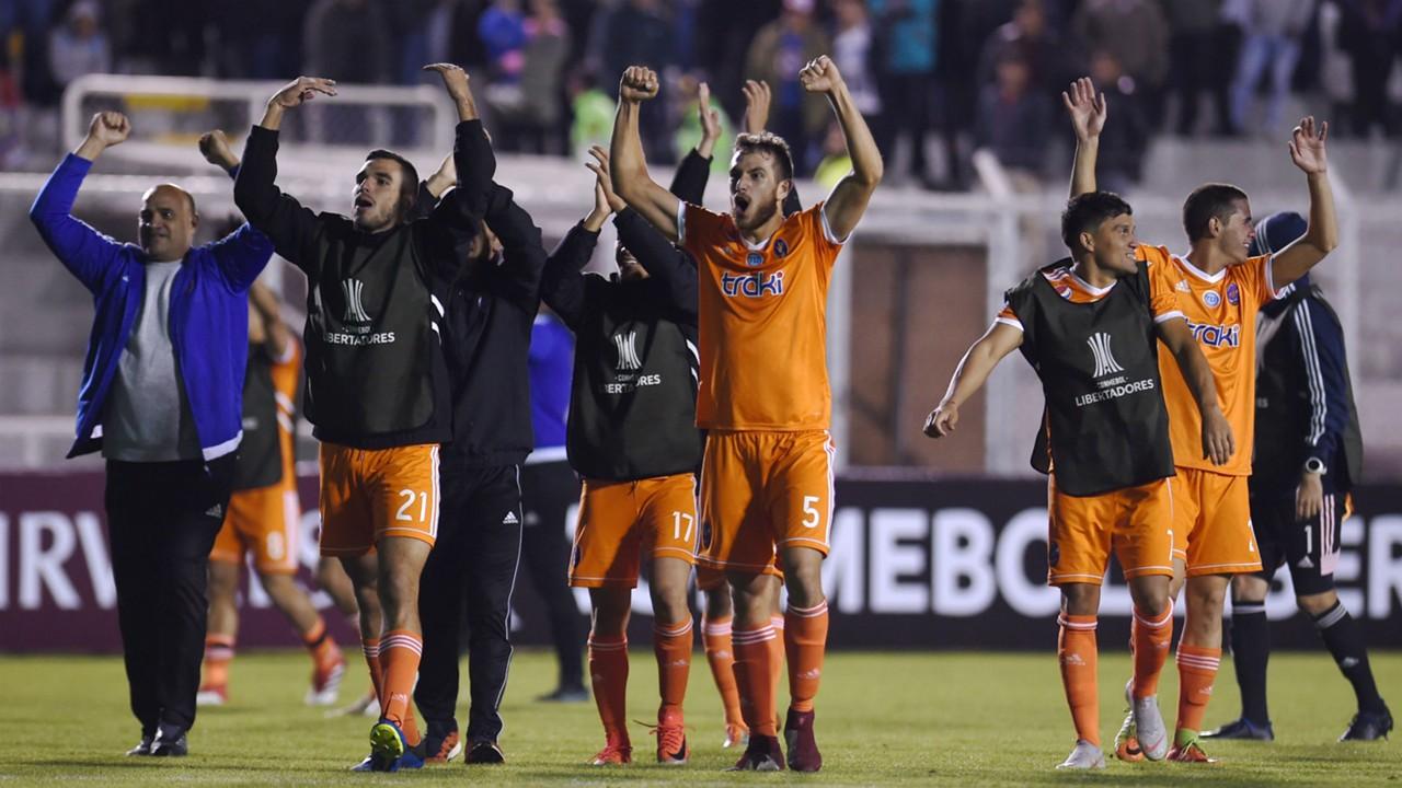 AFP Deportivo La Guaira Copa Libertadores 2019