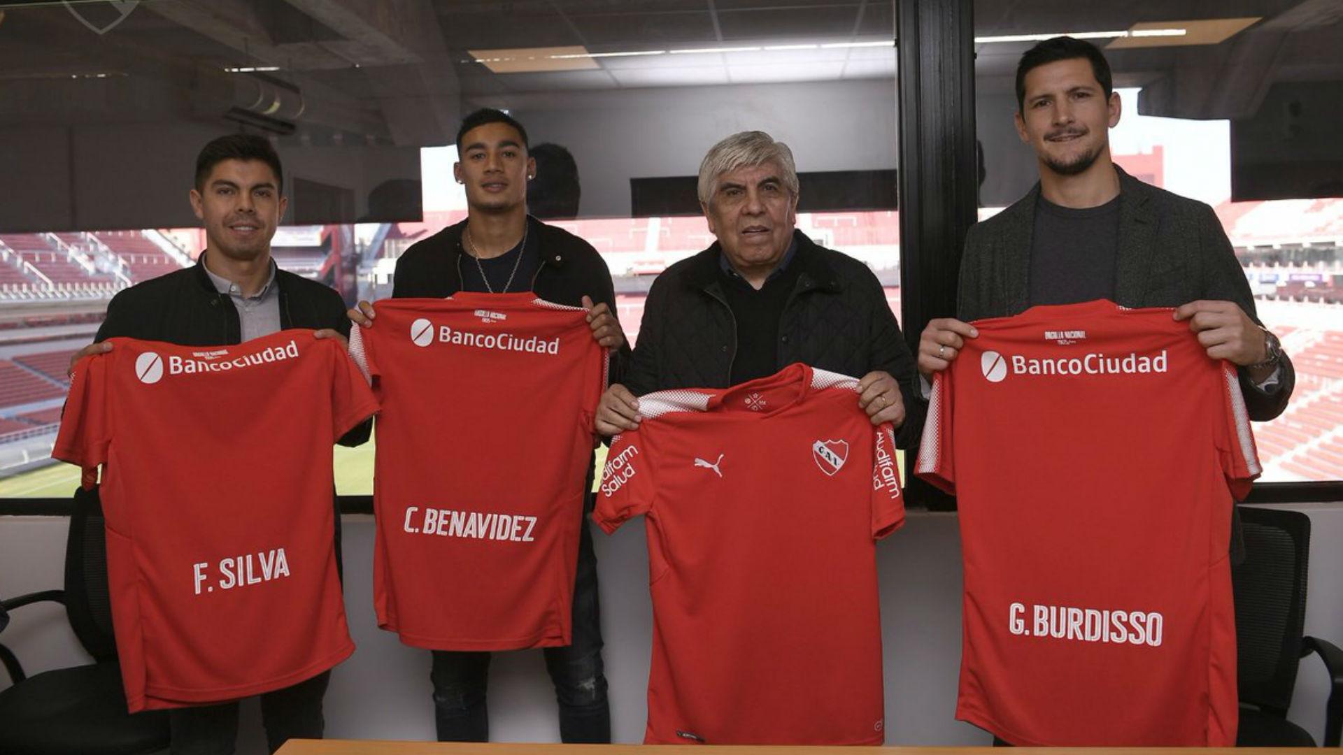 Benvídez Burdisso Silva