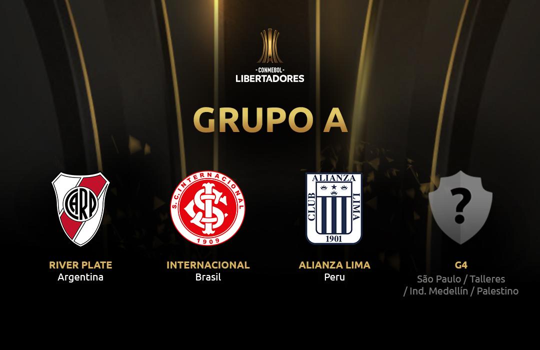 Grupo A Libertadores 2019