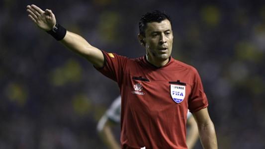 AFP Roberto Tobar árbitro Boca-River CONMEBOL Libertadores 2018