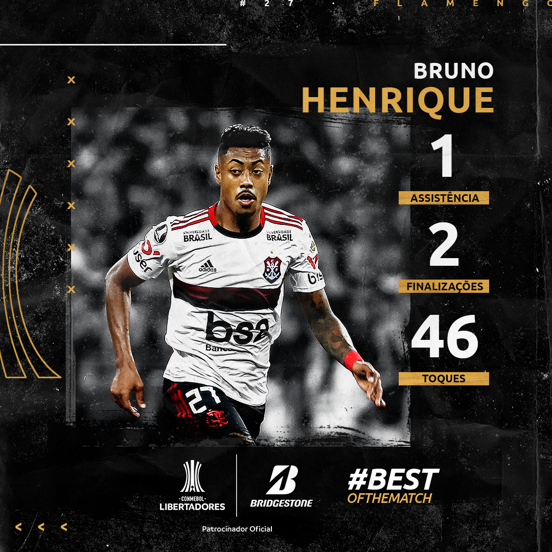 Bruno Henrique - #Best