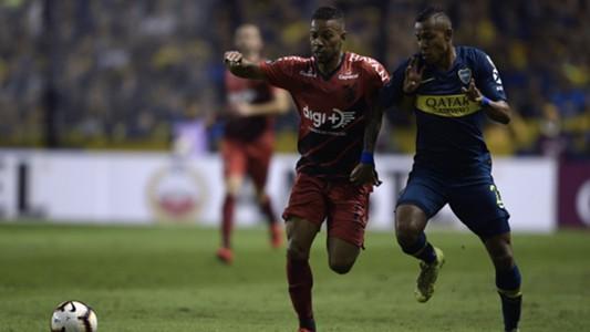 AFP Boca Athletico Paranaense Copa Libertadores 2019