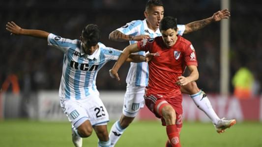 AFP Racing-River Copa Libertadores Nacho Fernández Ricardo Centurión