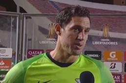 Martin Silva Libertad de Paraguay Club CONMEBOL Libertadores