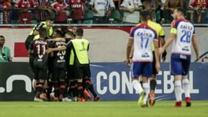 AFP CONMEBOL Sudamericana Esporte Clube Bahia Atletico Paranaense