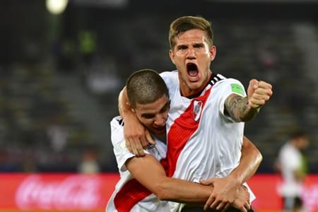 AFP River Plate Kashima Antlers Zuculini
