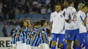 AFP Real Garcilaso Nacional CONMEBOL Libertadores 2013