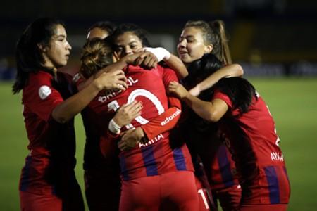 Cerro Porteño Copa CONMEBOL Libertadores Femenina