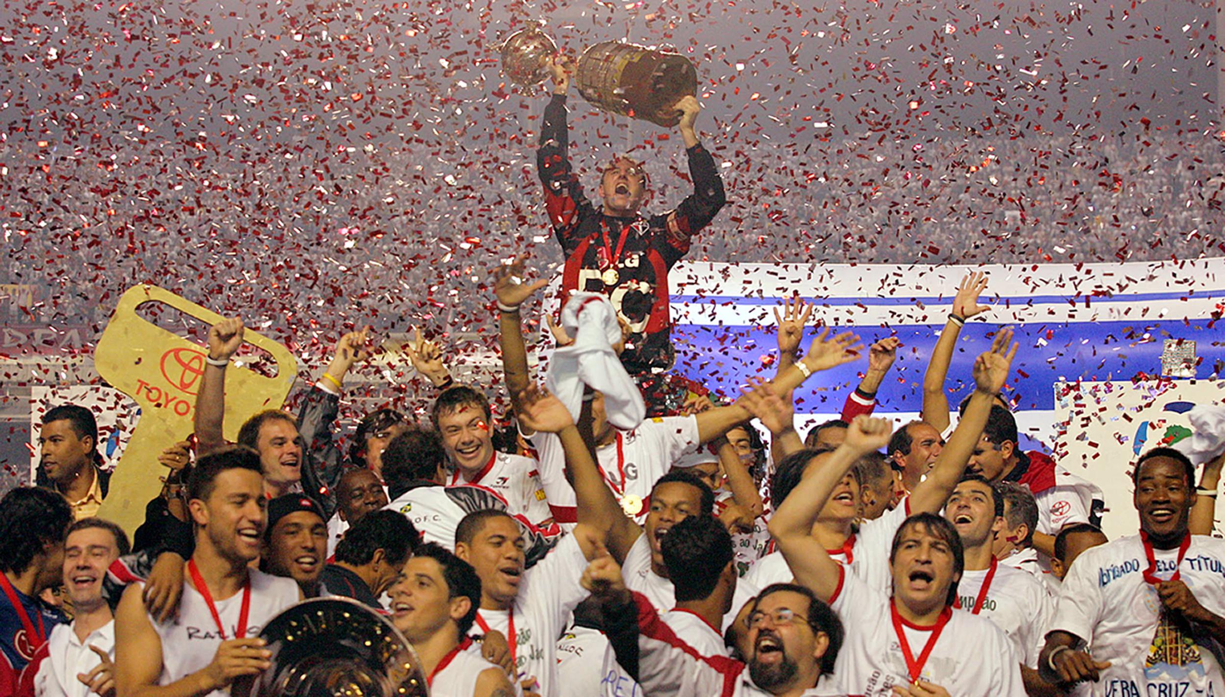 São Paulo campeão Copa Libertadores 2005