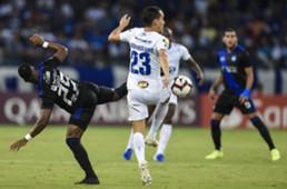 Cruzeiro x Emelec - Libertadores
