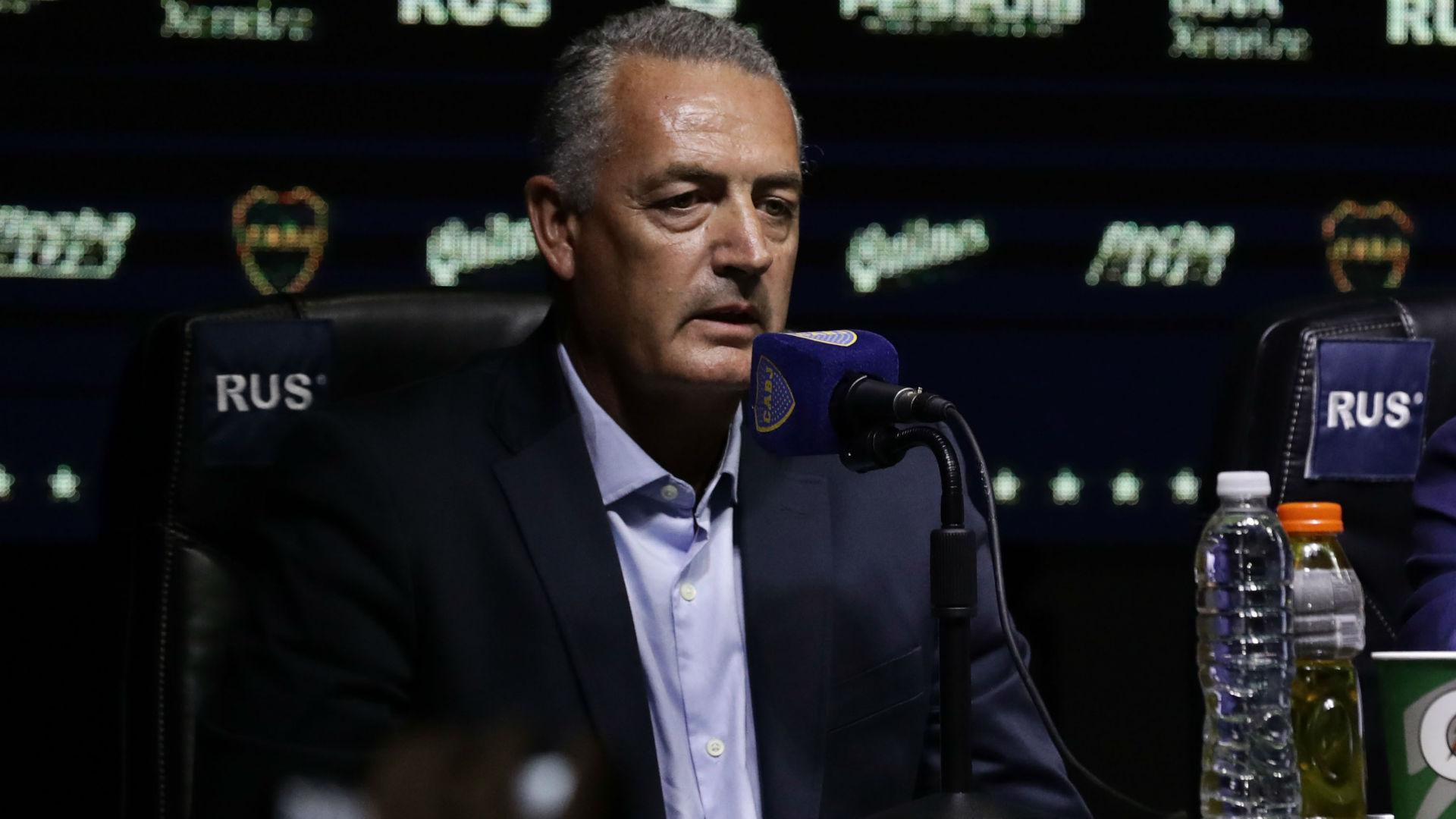 AFP Gustavo Alfaro Boca Juniors Copa Libertadores 2019