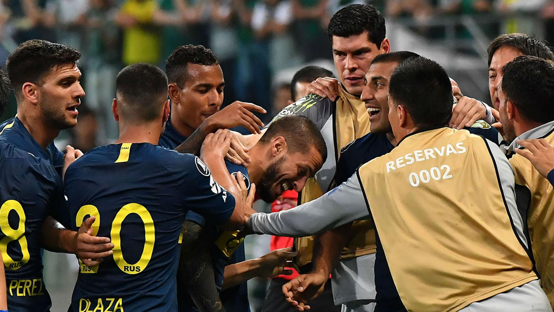 AFP Darío Benedetto Boca Juniors Copa Libertadores 2019