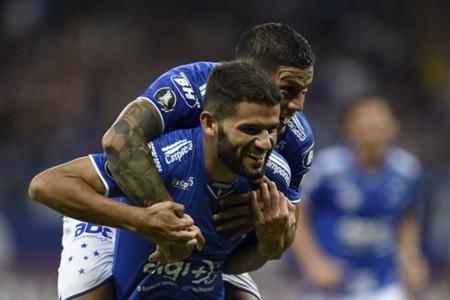 AFP Cruzeiro Jadson Copa Libertadores