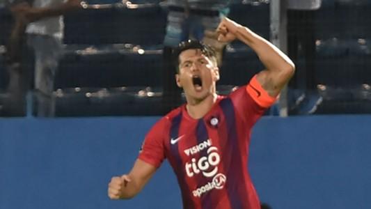 AFP Nelson Haedo Valdez Cerro Porteño Copa Libertadores 2019