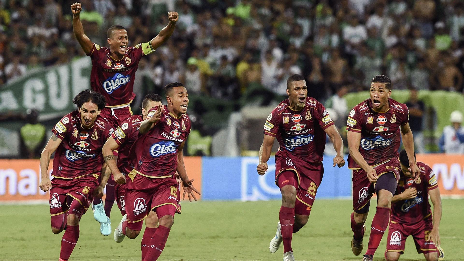 AFP Deportes Tolima Copa Libertadores 2019