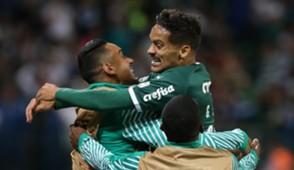 Palmeiras Gustavo Scarpa Copa Libertadores 2019
