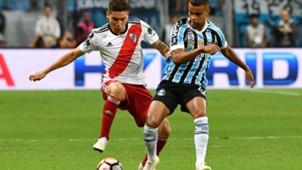 AFP Gremio River Plate Copa CONMEBOL Libertadores 30102018 Gonzalo Montiel