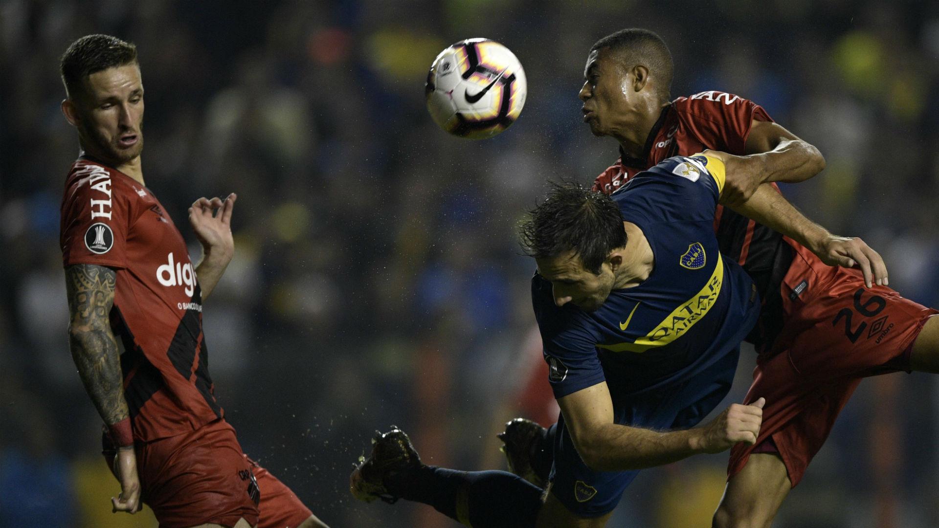 Carlos Izquierdoz Boca Juniors Copa Libertadores