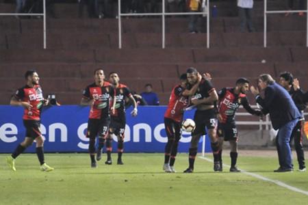 AFP Melgar Junior Copa Libertadores