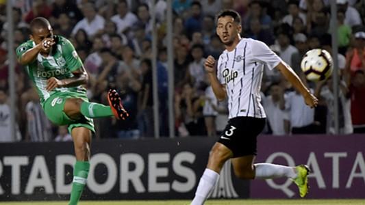 AFP Libertad Atlético Nacional Copa Libertadores 2019