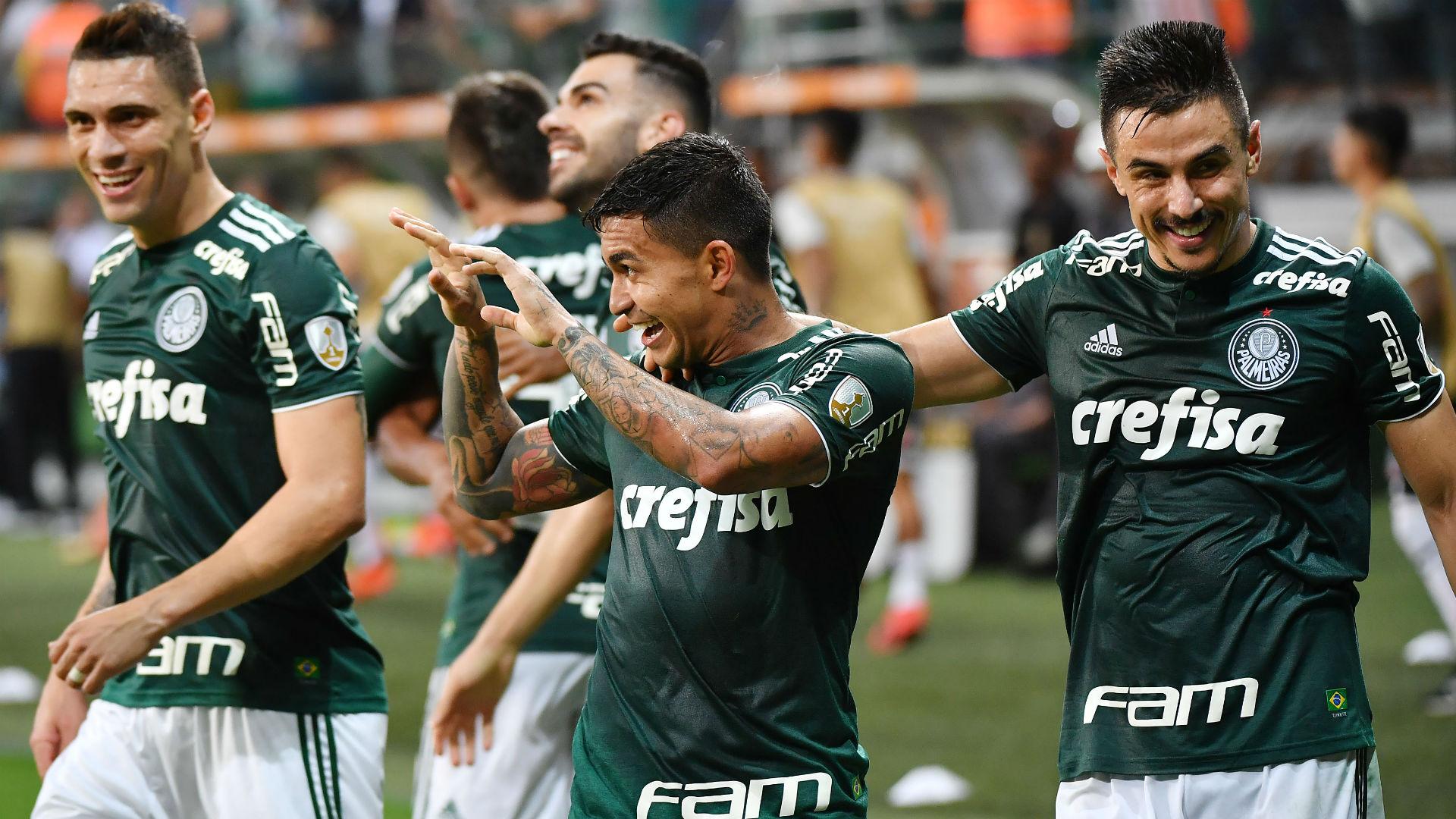 AFP Palmeiras Colo Colo CONMEBOL Libertadores