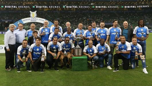Homenagem ao Palmeiras de 1999