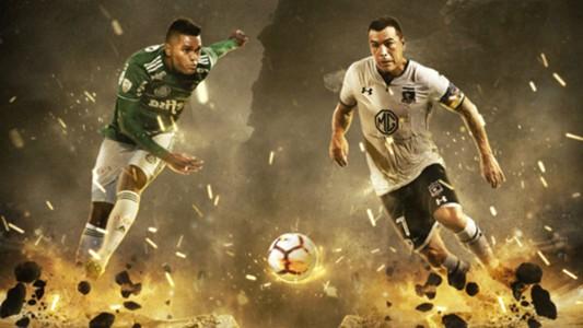 Palmeiras-Colo Colo