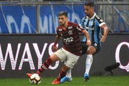 AFP Grêmio Flamengo Copa Libertadores 2019