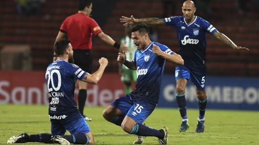 AFP Copa Libertadores 2018 Atletico Tucuman Atletico Nacional 29082018