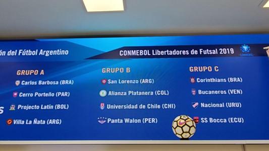 Copa Libertadores futsal