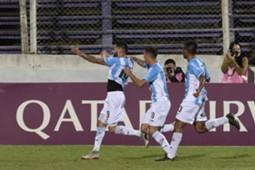 Cerro x UTC - Copa Sul-Americana