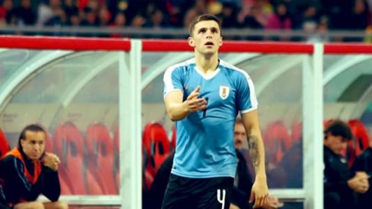 Giovanni González Selección de Uruguay Peñarol