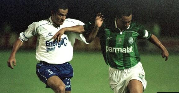 Palmeiras x Cruzeiro - Mercosur 1998