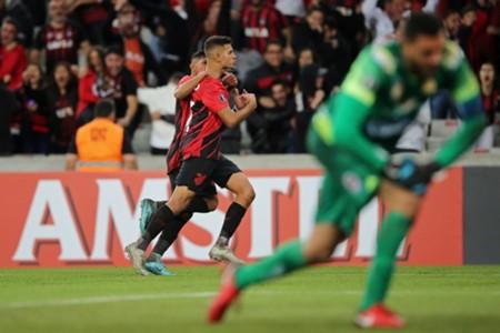 AFP Athletico Paranaense Tolima Copa Libertadores
