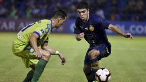 AFP Sol de América Mineros Copa Sudamericana 2019