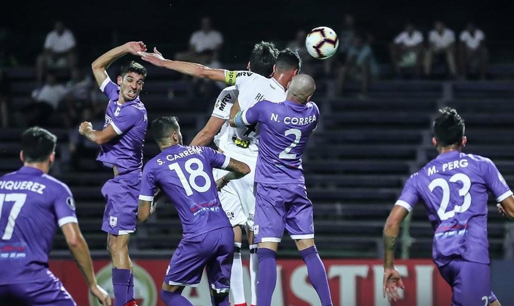 Defensor Atlético-MG Gol Rever Copa Libertadores 2019