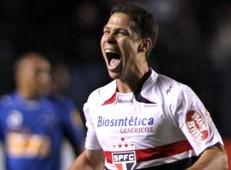 Hernanes na Libertadores de 2010