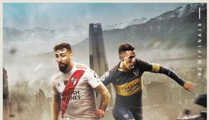 River x Boca - Libertadores