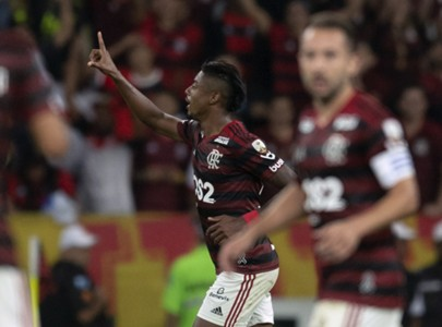 Bruo Henrique - Flamengo