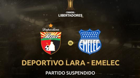 Deportivo Lara Emelec