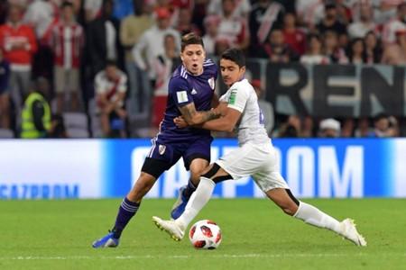 AFP River Plate Al Ain Mundial de Clubes Quintero Rayan Yaslam