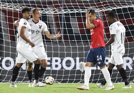 Wilstermann x Athletico - Libertadores