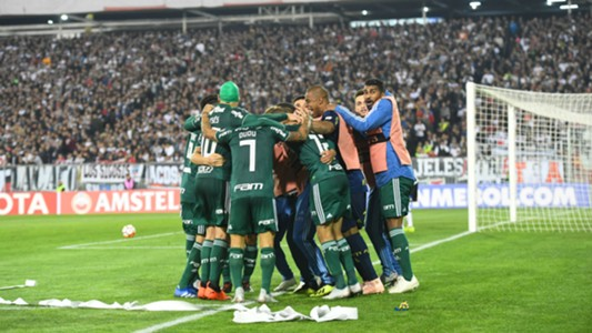 AFP Colo Colo Palmeiras Copa CONMEBOL Libertadores 20092018