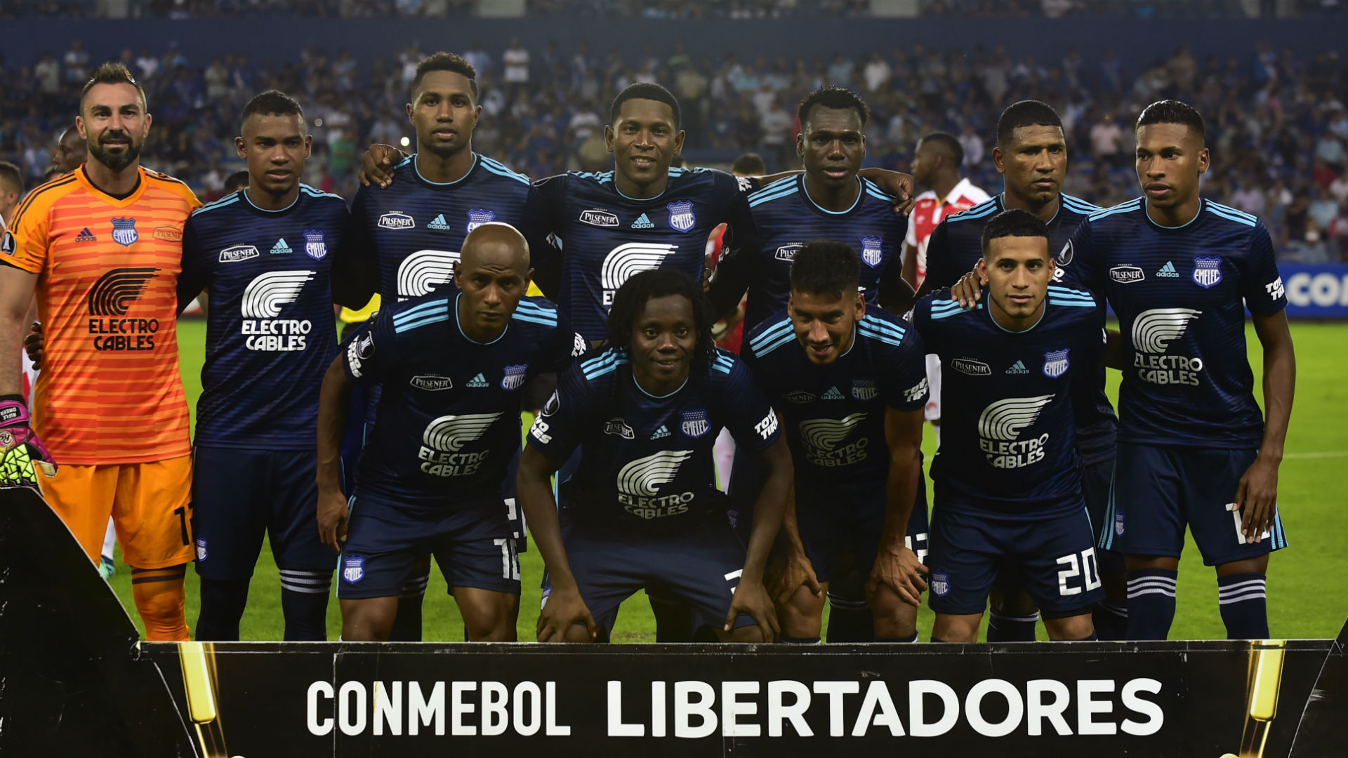 AFP Emelec Copa Libertadores 2019