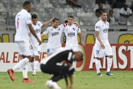 Nacional x Atlético-MG - Libertadores