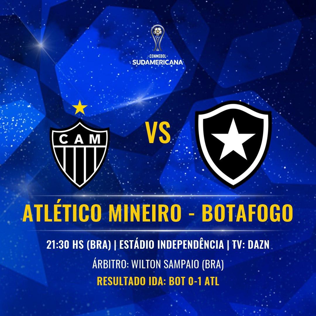 Atletico-MG vs Botafogo