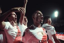 Cerro x River - Libertadores